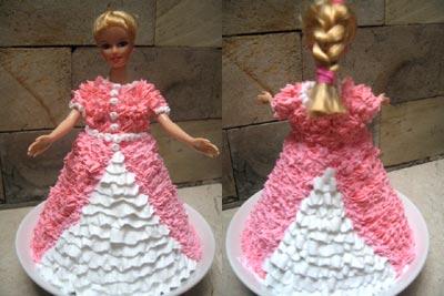 Barbie Cake For Fayra Masrafa Com