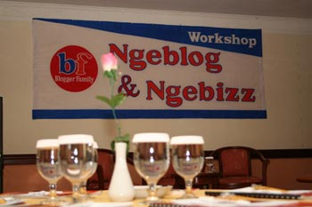 Workshop Blogfam
