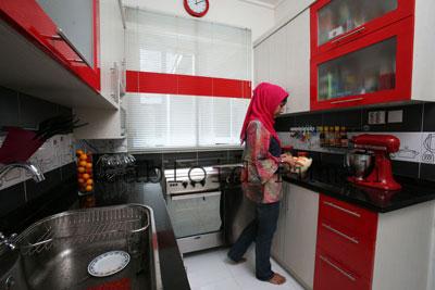 Dapur Merah